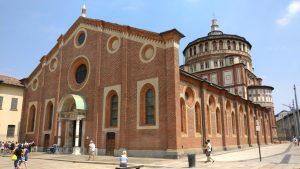 What we did in Milan - Santa Maria Delle Grazie