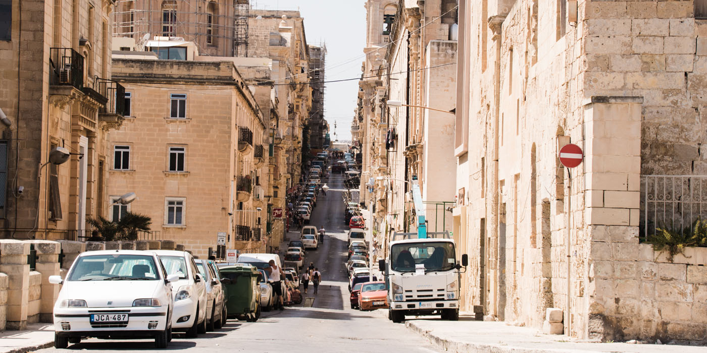 Malta Holiday: Valetta