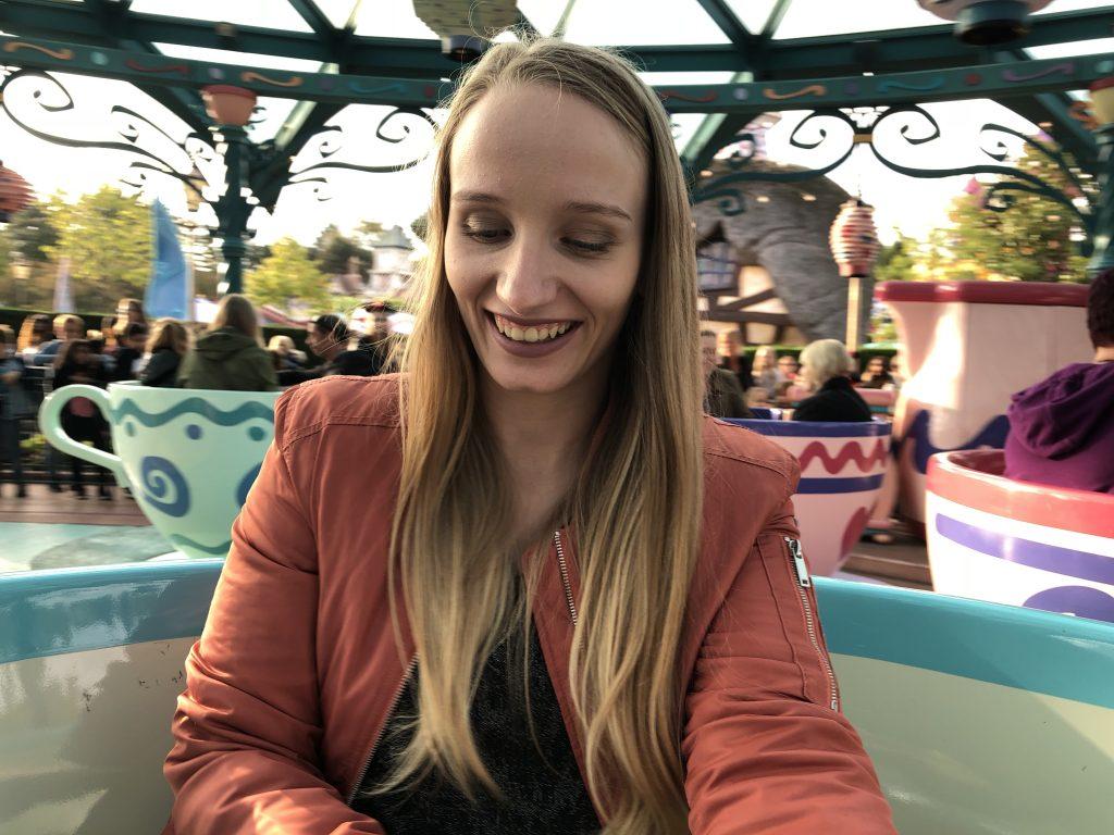 Disneyland: Teacups