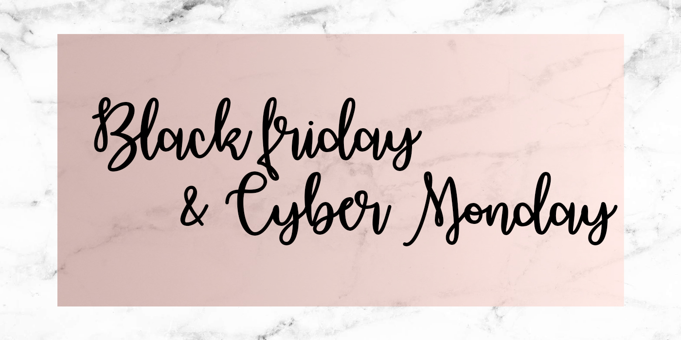 Black Friday Boohoo and forever 21