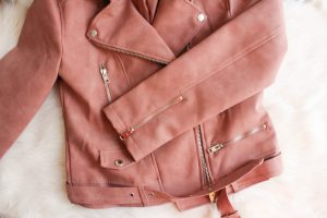 Favorites of November: Moto jacket