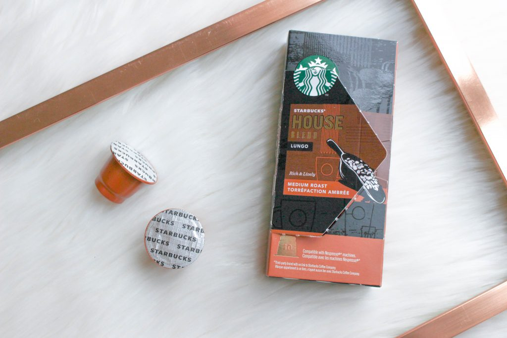 What I got for Christmas: Starbuck Coffee
