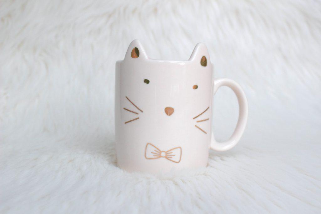 What I got for Christmas: Cat Mug