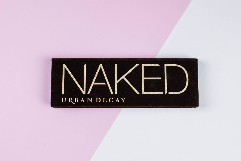 My beauty essentials: Urban Decay Naked