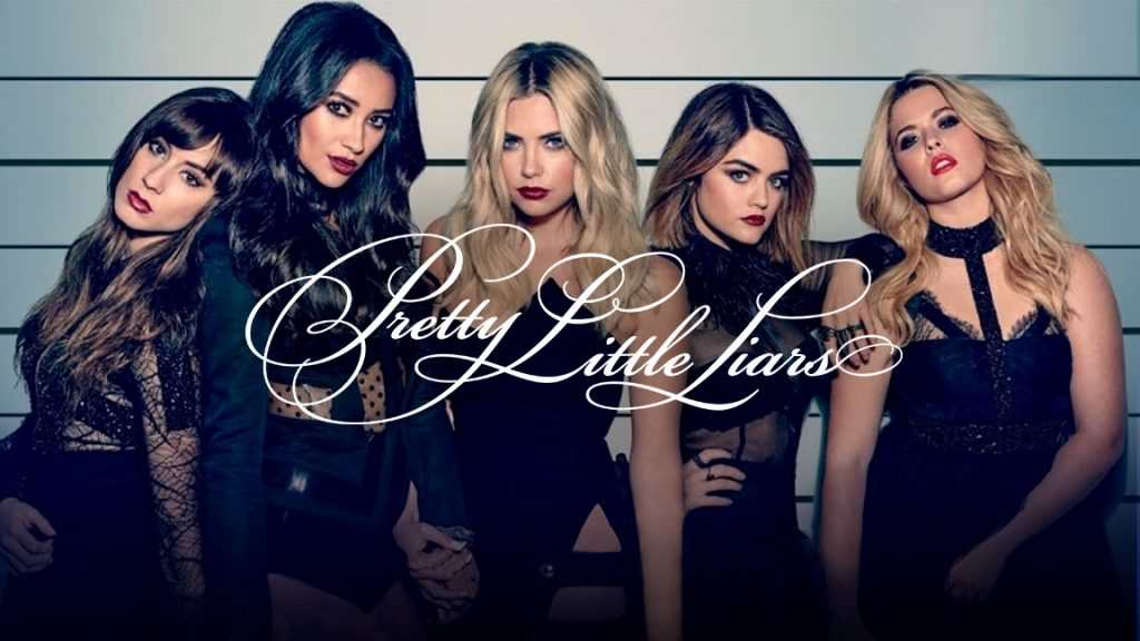 My favourite series: Pretty Little Liars