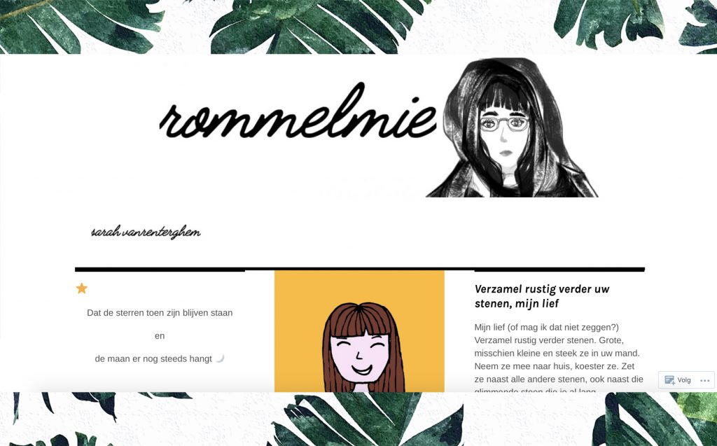 Blogs I follow: Rommelmie