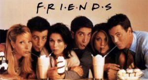 My favourite series: Friends