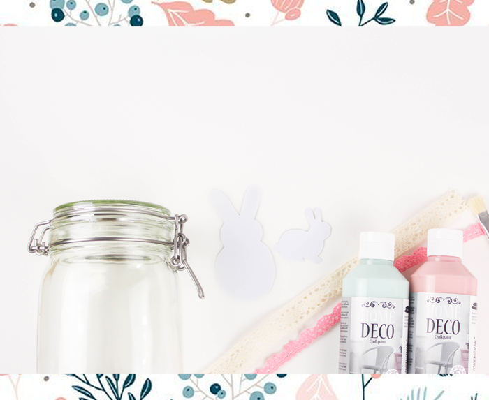 Spring Easter DIY: what you need