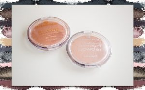 My Makeup Collection: Powders Essence