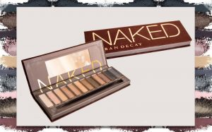 My Makeup Collection: Naked by Urban Decay