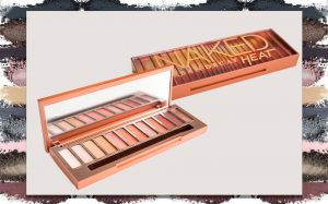 My Makeup Collection: Naked Heat by Urban Decay