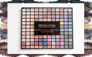 My Makeup Collection: Makeup Revolution Eyeshadow palette
