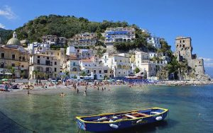 Places I want to visit in Europe: Amalfi