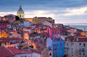 Places I want to visit in Europe: Lisbon