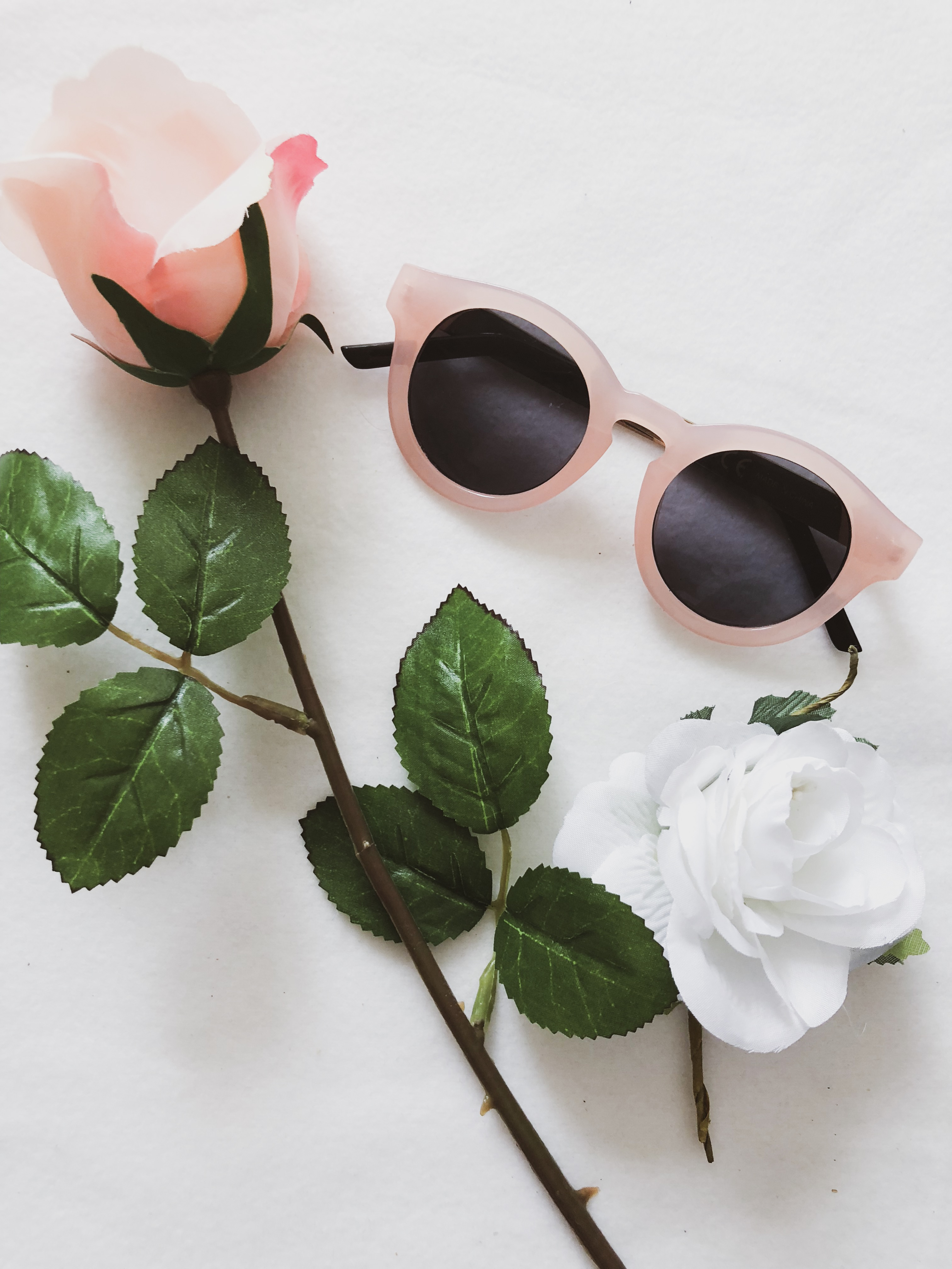 What I got in sales: Pink sunglasses And Other Stories