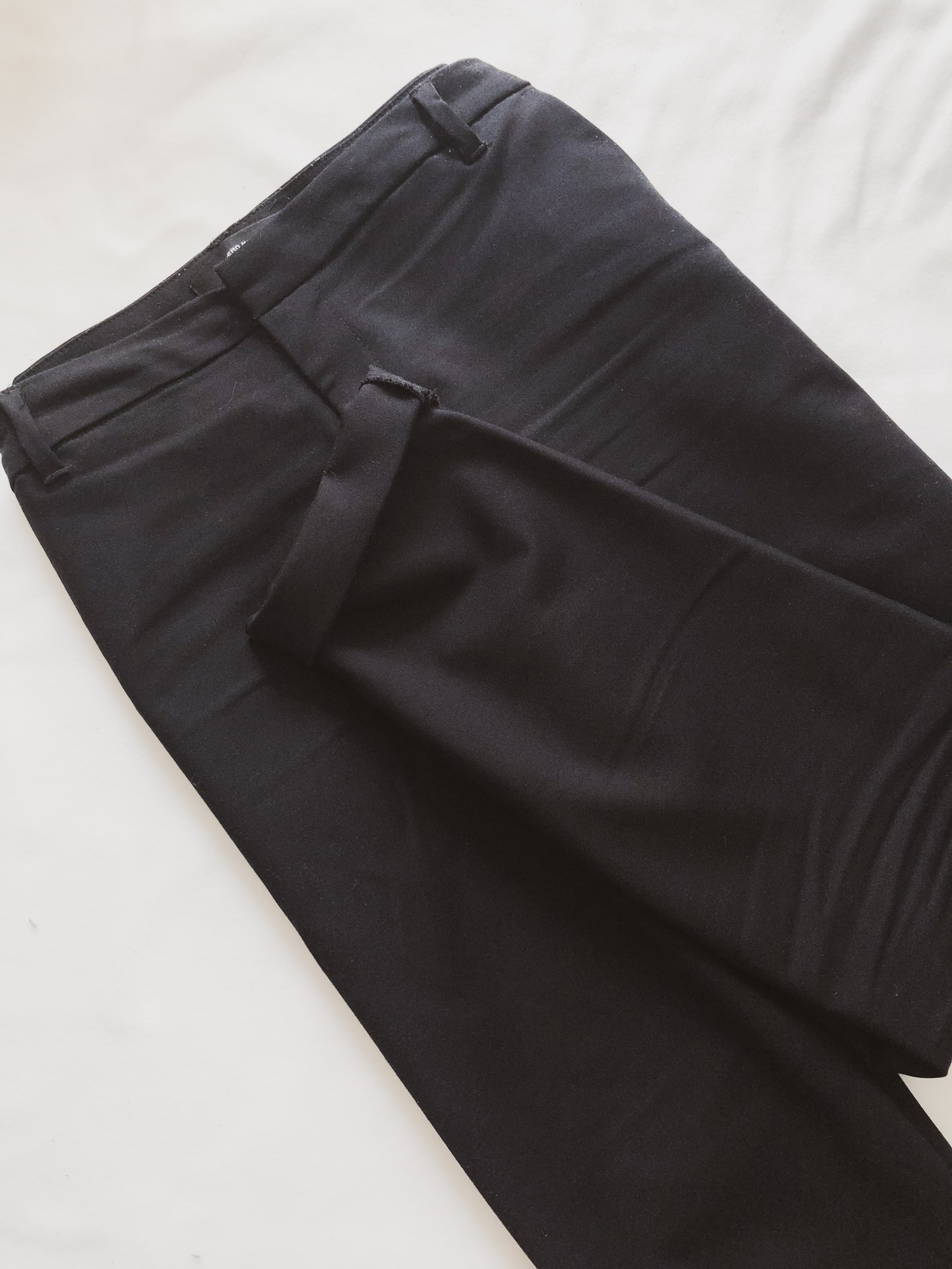 What I got in sales: Black trousers Vero Mood