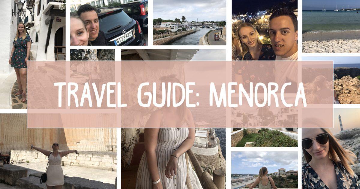 Travel guide Menorca